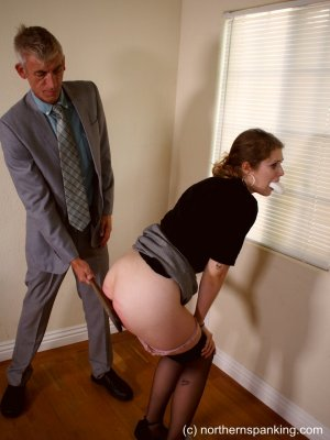 Northern Spanking - Apricot's Punishment - Full - image 3