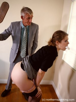 Northern Spanking - Apricot's Punishment - Full - image 7