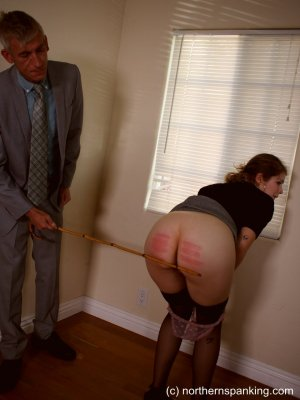 Northern Spanking - Apricot's Punishment - Full - image 12