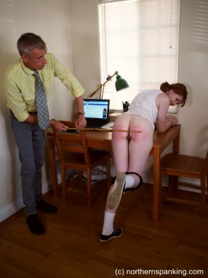 Northern Spanking - Violence Is Not The Answer - image 5