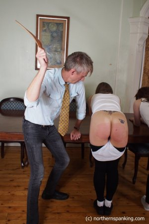 Northern Spanking - Borstal Girls: A Duty To Society - image 1