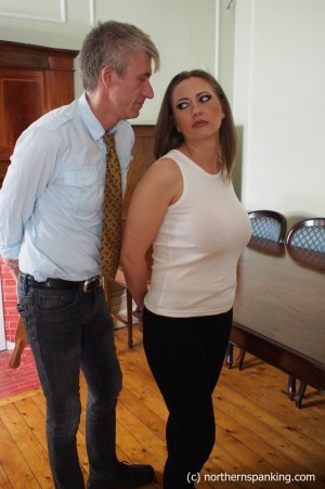 Northern Spanking - Borstal Girls: A Duty To Society - image 2