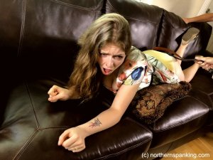 Northern Spanking - No Daughter Of Mine! - image 8