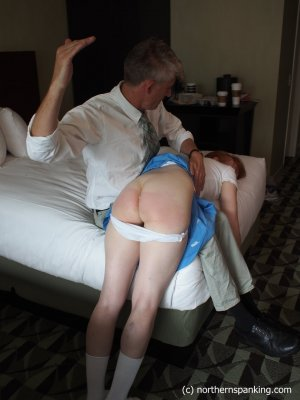 Northern Spanking - Trouble At The Tennis Club - image 13