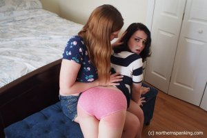 Northern Spanking - Bambi Learns Her Place - image 16