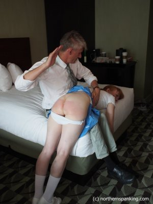 Northern Spanking - Trouble At The Tennis Club - image 10