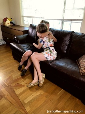 Northern Spanking - No Daughter Of Mine! - image 10