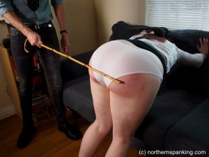 Northern Spanking - Escalating Consequences - Full - image 1