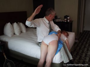 Northern Spanking - Trouble At The Tennis Club - image 11