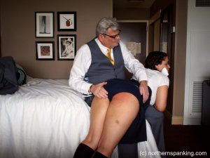 Northern Spanking - The Family Strap - image 9
