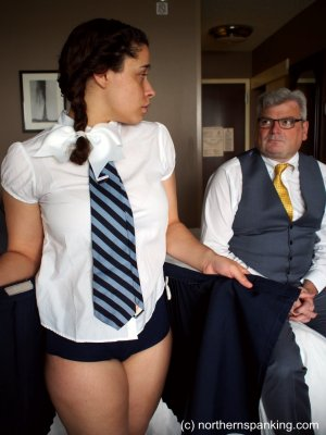 Northern Spanking - The Family Strap - image 8