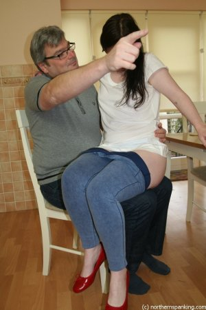 Northern Spanking - Love, Honour & Obey - image 3