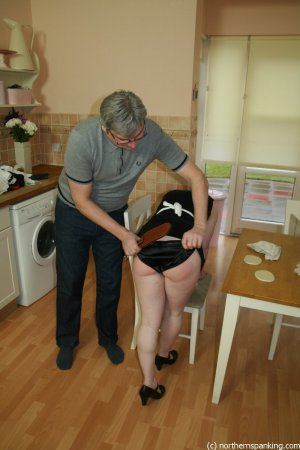 Northern Spanking - Love, Honour & Obey - image 1