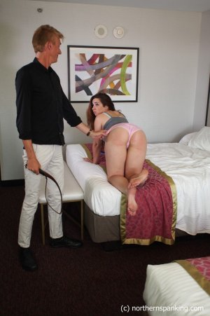 Northern Spanking - The Runaway Daughter - Full - image 11