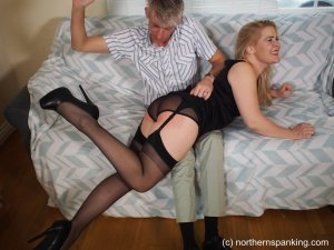Northern Spanking - Haircut For Darius - image 4
