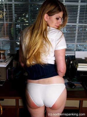 Northern Spanking - Schoolgirl Caning Experience - image 5