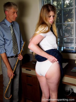 Northern Spanking - Schoolgirl Caning Experience - image 17
