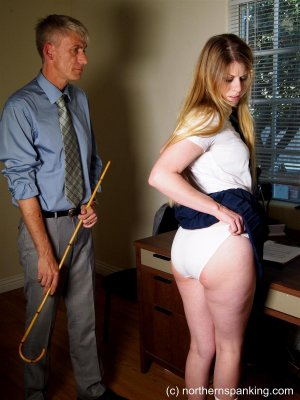 Northern Spanking - Schoolgirl Caning Experience - image 7