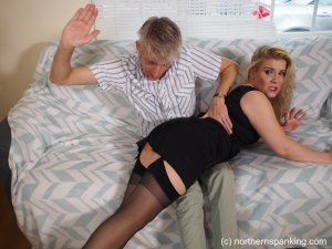 Northern Spanking - Haircut For Darius - image 15