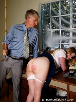 Northern Spanking - Schoolgirl Caning Experience - image 13