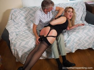 Northern Spanking - Haircut For Darius - image 13