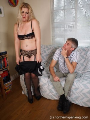 Northern Spanking - Haircut For Darius - image 17