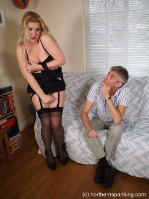 Northern Spanking - Haircut For Darius - image 6