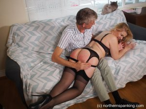 Northern Spanking - Haircut For Darius - image 18
