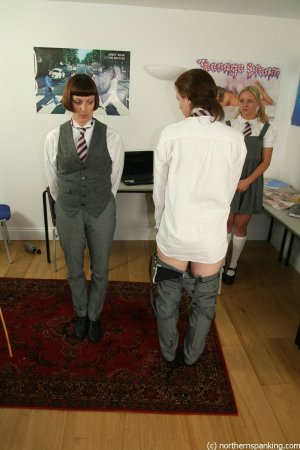 Northern Spanking - Girls Will Be Boys - Full - image 4