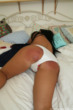 Northern Spanking - Welts - image 6