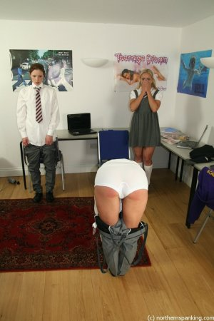 Northern Spanking - Girls Will Be Boys - Full - image 7