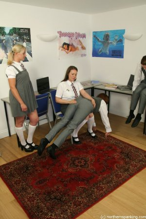 Northern Spanking - Girls Will Be Boys - Full - image 8