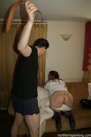 Northern Spanking - Faith's Undoing - image 3