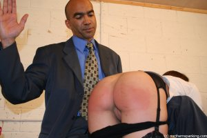 Northern Spanking - Spanking Miss Jones - image 3