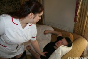 Northern Spanking - Faith's Undoing - image 13