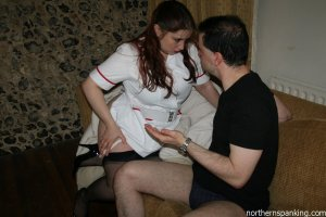 Northern Spanking - Faith's Undoing - image 2