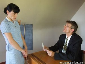 Northern Spanking - Severity For Sarah - image 6