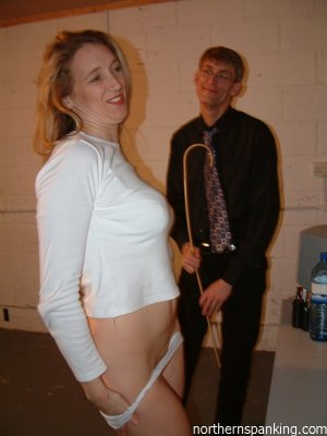 Northern Spanking - Andi's Lunch Appointment - image 17