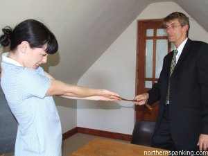 Northern Spanking - Severity For Sarah - image 8