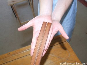 Northern Spanking - Severity For Sarah - image 1