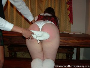 Northern Spanking - A Schoolgirl's Private Diary - image 1