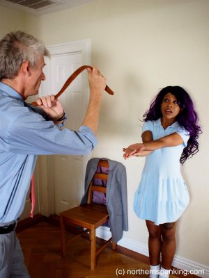 Northern Spanking - A Hand In Her Punishment - image 3