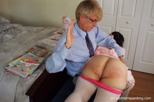Northern Spanking - Late For The Party - image 9