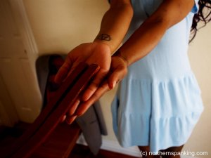 Northern Spanking - A Hand In Her Punishment - image 9
