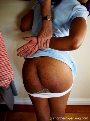 Northern Spanking - A Hand In Her Punishment - image 8