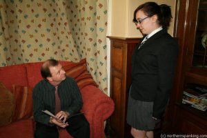 Northern Spanking - Bottom Of The Class - image 9