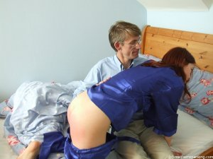 Northern Spanking - Lights Out - image 7