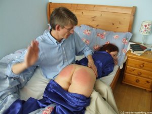 Northern Spanking - Lights Out - image 2