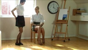 Northern Spanking - Kingsleigh Finishing School - image 1