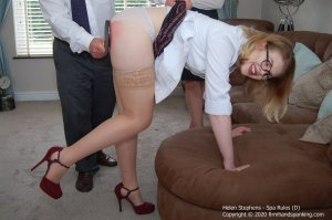 Firm Hand Spanking - Spa Rules - D - image 5